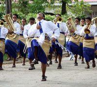 tonga, where everyone is a skilled musician