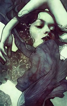Buy Reverie Art Print by Anna Dittmann. Worldwide shipping available at Society6.com. Just one of millions of high quality products available.