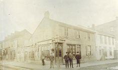 NE corner Richmond & York Crispin's Tavern (1880's?):