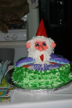Auntie Katies cake