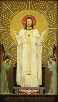 Wüger/Steiner - Imagen del Sagrado Corazón