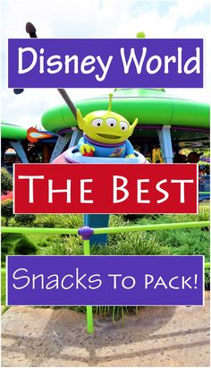 Pack these snacks for Disney World to save massive money! Disney World snacks| Disney World with kids| Disney World| Disney World savings| save money at Disney World| grocery delivery near Disney World| meals to take to Disney World| snacks to pack to Disney World