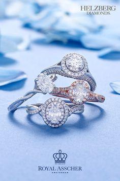 c198ec059 347 Best new bridal images in 2019   Diamond Rings, Halo rings, Rose ...