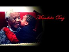 """""""It is in your hands to create a better world for all who live in it.""""  What are you doing for Mandela Day? #dogood"""