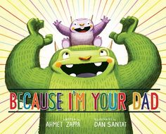 A fun read that celebrates the father-child relationship!