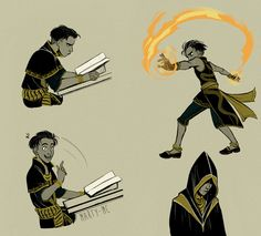 Young Dorian will burn you with unbearable adorableness.