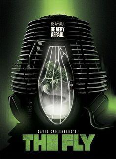 The Fly - La Mouche - Jeff Goldblum - David Cronenberg