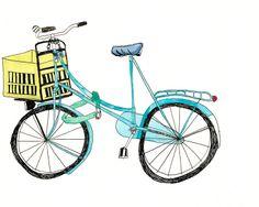 The Bikes of Amsterdam #bike #amsterdam