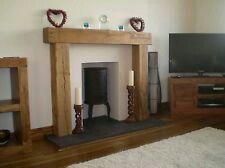 Sleeper fireplace
