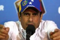 """¡EL NARCOESTADO QUEDA EN EVIDENCIA!  Capriles asegura que Maduro abandonó la mesa de diálogo: """"Hasta del papa se burló"""""""
