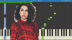How to play Scars To Your Beautiful - EASY Piano Tutorial - Alessia Cara