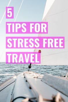 5 Tips For Stress Free Travel Bali Travel, Luxury Travel, Us Travel, Family Travel, Travel Tips, Travel Info, Travel Hacks, Wanderlust Travel, Stress Less