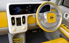 Nissan Cube Interior Concept Car