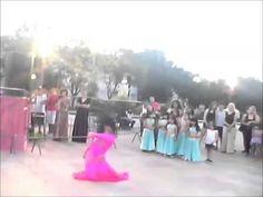 رقص عراقي اكثر من رائع للنجمة الارجنتينية بيلن دوكالي