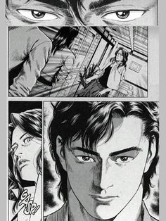 Nicky Larson, Angel Heart, City Hunter, Manga Anime, Comics, Drawing Drawing