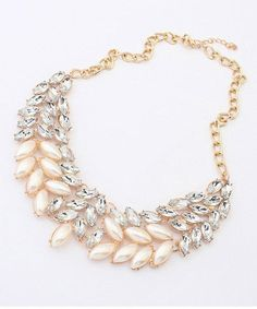 Athens Statement Necklace