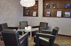 Riverside lounge @ Hotel Riverton Gothenburg