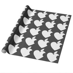 Love Apple Wrapping Paper - Nov 24