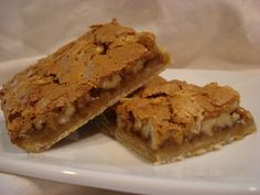 This recipe was originally called Black Walnut Bars, but as I was fresh out of black walnuts, I could only use what I had on hand, which wa...