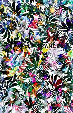 Textile design by Camilla Frances Prints.