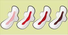 Na medicina natural, todos os fluidos e eliminações do corpo comunicam alguma coisa sobre o nosso estado de saúde.E a cor do sangue menstrual também se inclui nisso, podendo revelar se o corpo está saudável ou não.