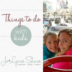 things to do w/ kids