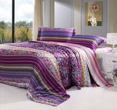 Love Waltz Luxury Bedding Sets [100400200090] - $229.99 : Colorful Mart, All for Enjoyment