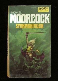 Stormbringer Michael Moorcock science fiction by FindersofKeepers