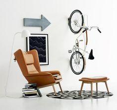 BoConcept Hannover: 'Ein Design-Fahrrad' – das BoConcept Urban Cycle