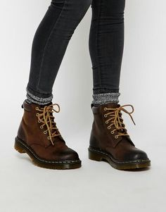 Dr Martens Core 939 Brown Hiking Boots $208.45