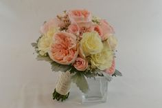 Packed your dreamy celebration with pastel blooms.  www.plushflowers.ca