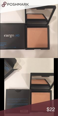 Cargo HD Picture Perfect Highlighter in Bronze Formulated for HD filming this highlighter gives a flawless finish while remaining invisible to the camera  Cargo Makeup