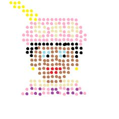 4 leuke Sinterklaas strijkkralen patroontjes – Meer Met Mama St Nicholas Day, Crafts For Kids, Arts And Crafts, Melting Beads, Perler Beads, Cross Stitch, Pattern, Stage, Winter