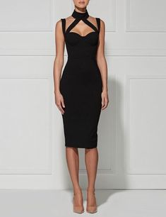 misha-collection-claudia-dress-black-2