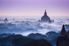 バガン遺跡(Bagan)