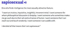 Sapiosexuals: Why We're Scientifically Attracted To Intelligent People