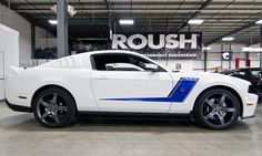 Roush releases official details for 2012 Stage 3 Mustang, launches . Roush Mustang, New Mustang, Mustang Cars, Ford Mustang Gt, My Dream Car, Dream Cars, Good Looking Cars, Ford Expedition, Ford Explorer