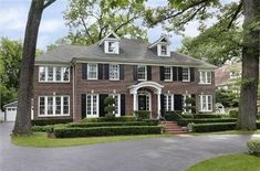 """The McCallisters' house is real, and it's in Winnetka, Illinois, a suburb about 21 miles north of Chicago. 