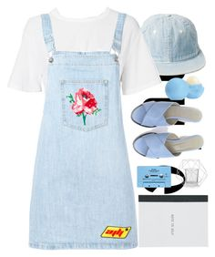 """14:53 (mules)"" by unadores ❤ liked on Polyvore featuring T By Alexander Wang, Au Jour Le Jour, Bloomingville, CASSETTE and Eos"