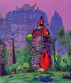 Astrona is an online collection of artists who specialize in space art, science fiction art & design. Take a journey through amazing images! Arte Sci Fi, Science Fiction Art, Pulp Fiction, Trippy, Psychedelic Space, 70s Sci Fi Art, Arte Tribal, Classic Sci Fi, Futuristic Art