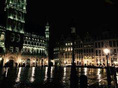 Belgium Brussels Grand place