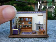 1/144th scale roombox