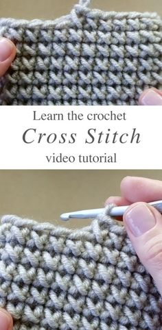 Crochet Cross, Crochet Hats, Crochet Clothes, Crochet Top, Double Crochet, How To Crochet, Love Crochet, Knitted Shawls, Sweaters Knitted