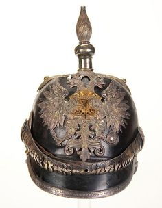 AN IMPERIAL RUSSIAN MAJOR GENERAL OF THE SUITE SPIKED HELMET, circa 1860