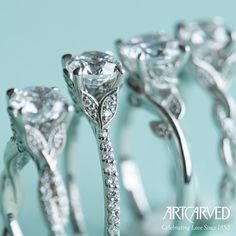 See the many styles of Artcarved Bridal at Avis Fine Jewelry in Thomasville NC