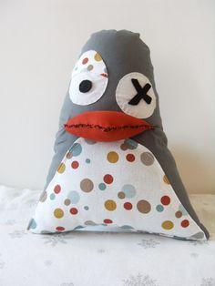 Doudou Pingouin Sylvain