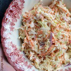 Coleslaw, Polish Recipes, Cabbage, Salads, Vegetables, Food, Drink, Beverage, Coleslaw Salad