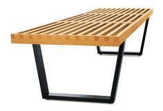 Nelson Bench - Good for hall way seating or coffee table.