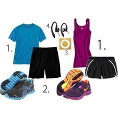 Beginner triathlon running gear guide. #TwoTri