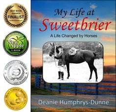 HOT NEW REVIEW: My Life at Sweetbrier-A Life Changed by Horses - AUTHORSdb: Author Database, Books and Top Charts